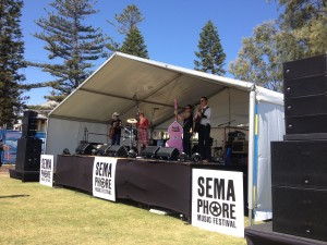 Semaphore Music Festival Oct 15 21